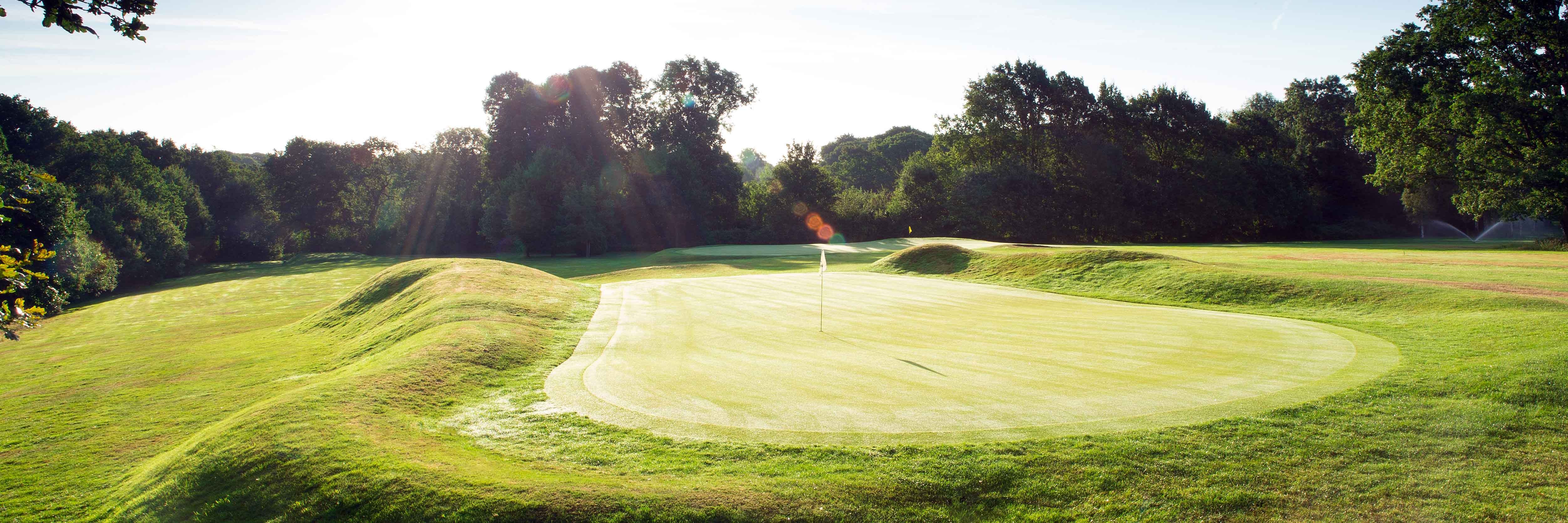 Surbiton golf club